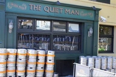The Quiet Man Irishman Pub - SA Accommodation