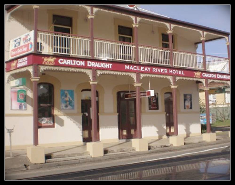 Macleay River Hotel - SA Accommodation