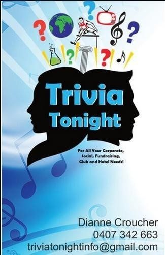 Trivia Tonight - SA Accommodation