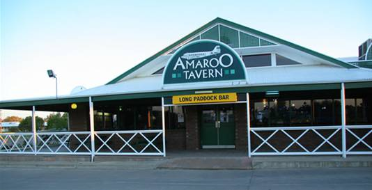 Amaroo Tavern - SA Accommodation