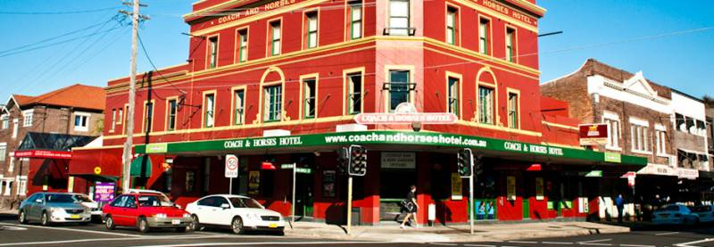 The Coach  Horses Hotel - SA Accommodation
