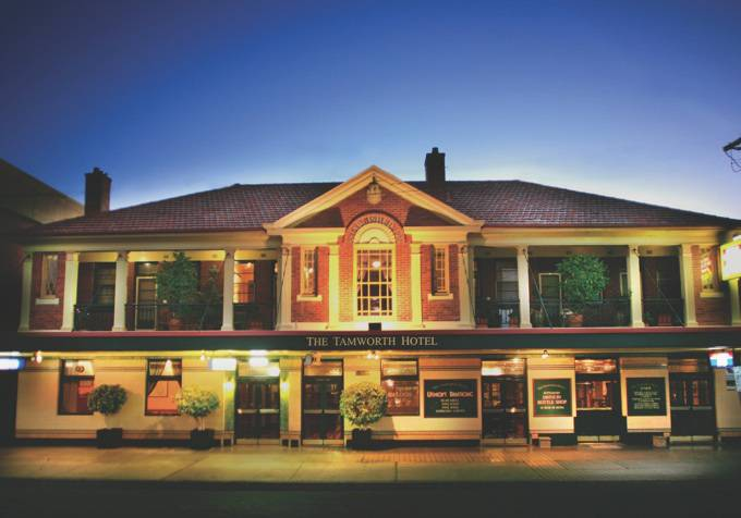 Tamworth Hotel - SA Accommodation