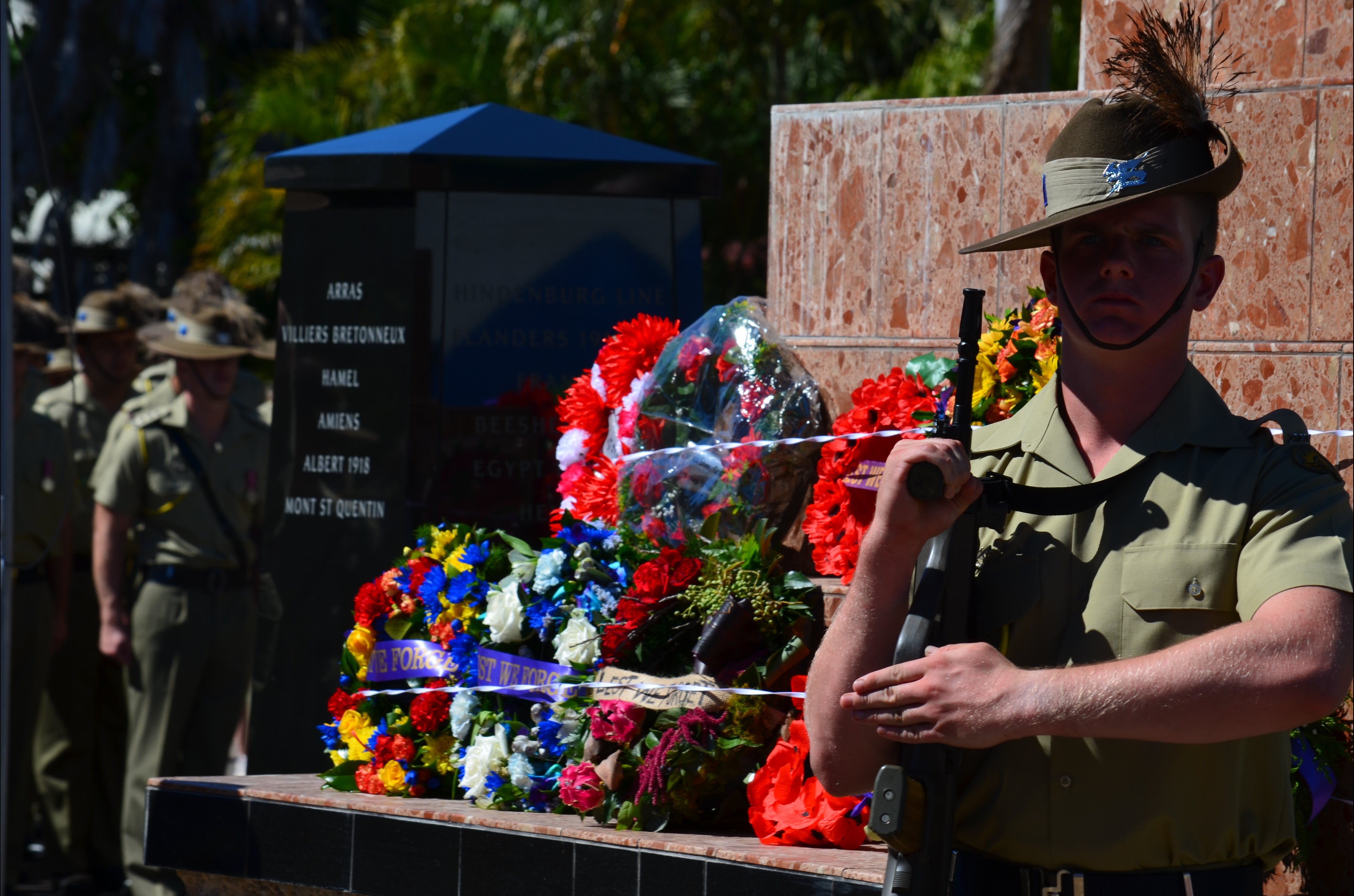 Anzac Day Charters Towers - SA Accommodation