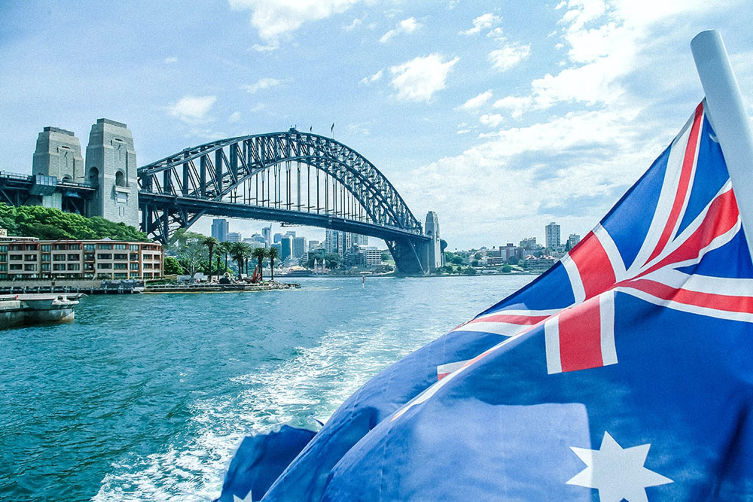 Australia Day Lunch and Dinner Cruises On Sydney Harbour with Sydney Showboats - SA Accommodation
