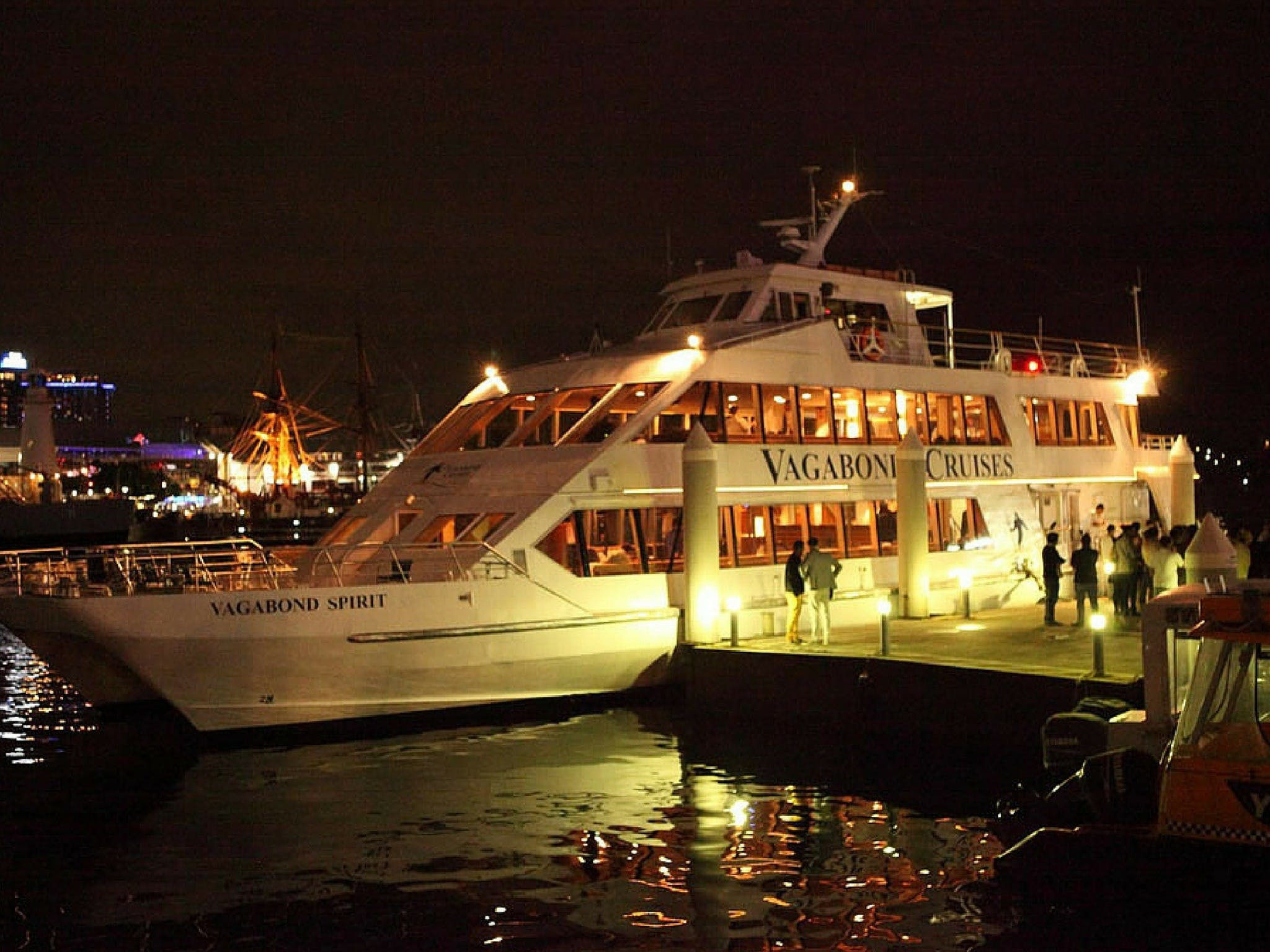 Halloween Party Cruise - SA Accommodation
