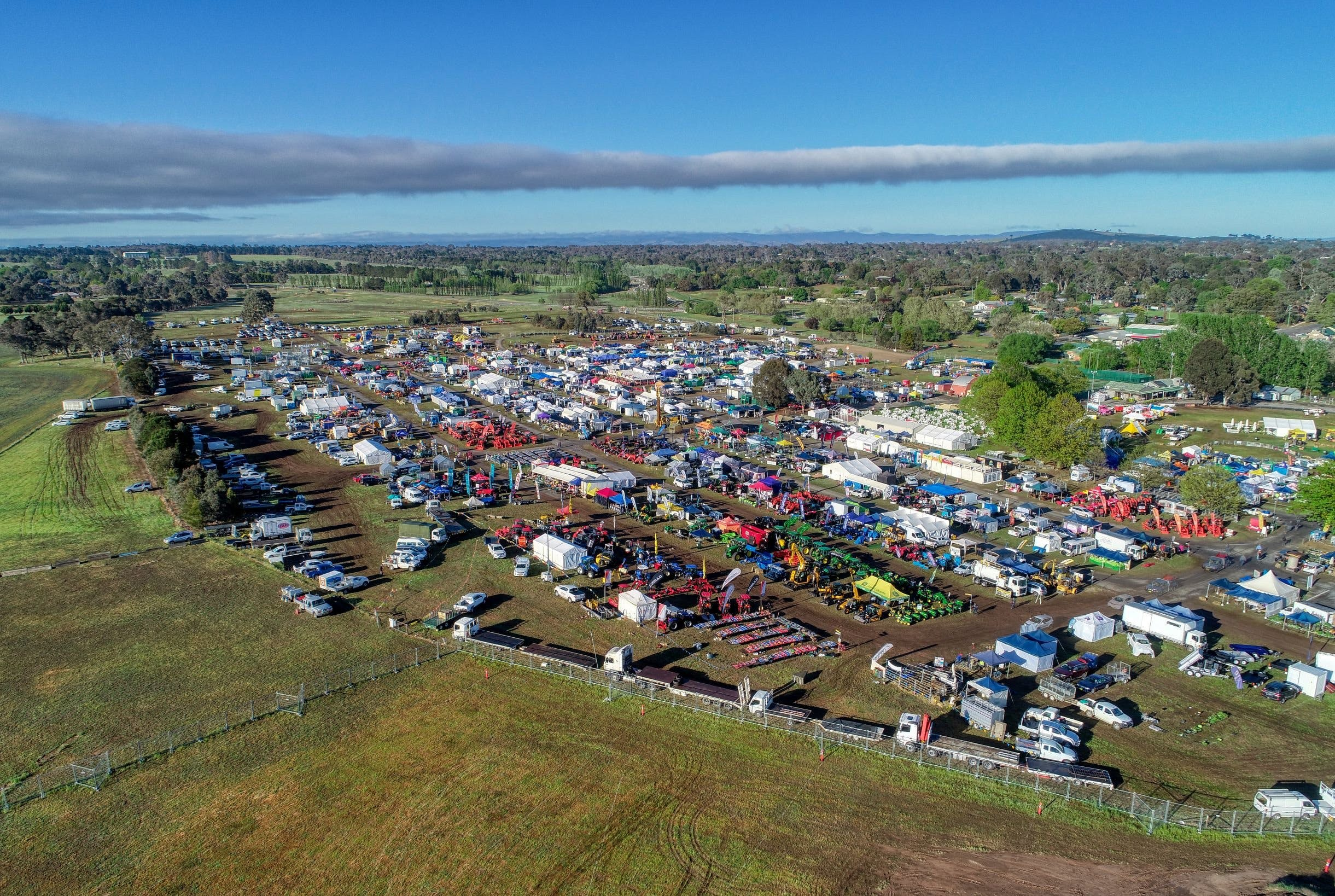 Murrumbateman Field Days - SA Accommodation