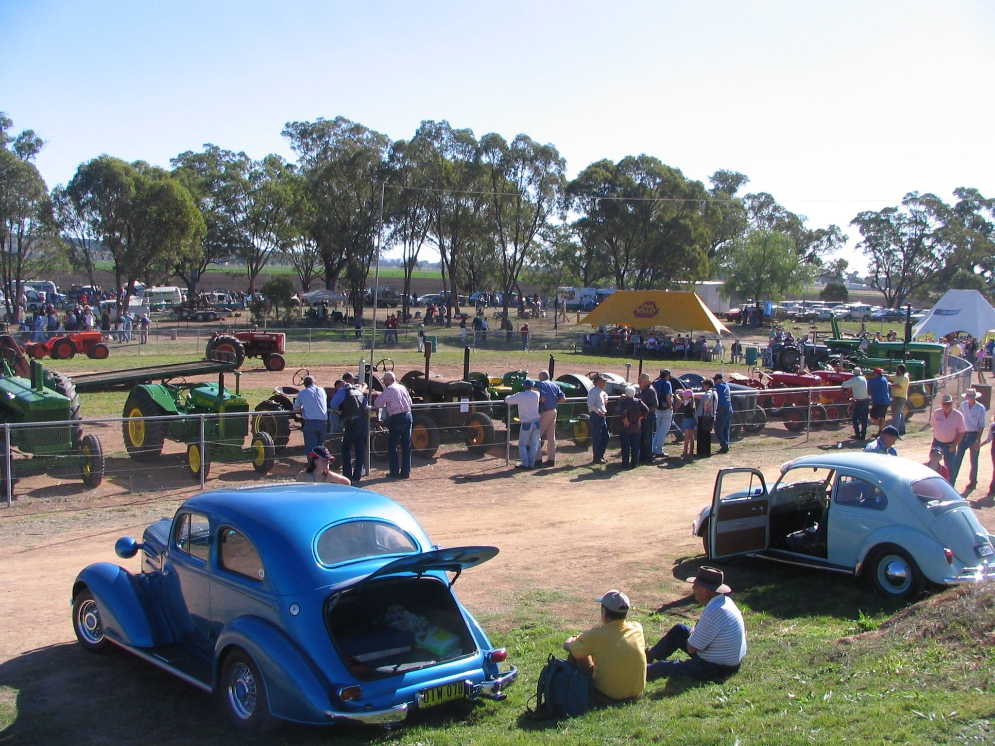 Quirindi Rural Heritage Village - Vintage Machinery and Miniature Railway Rally and Swap Meet - SA Accommodation