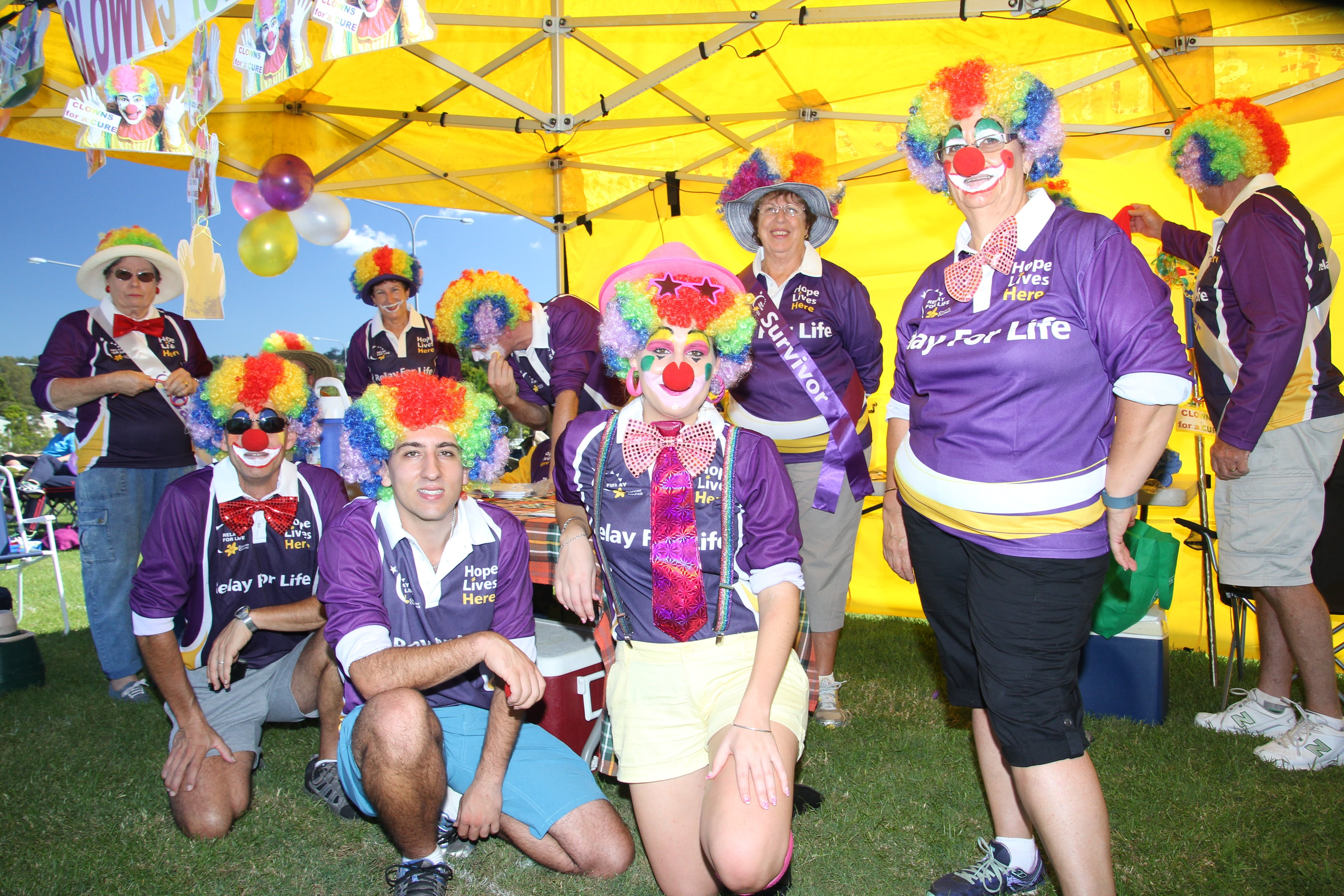 Grafton Relay for Life - NSW Cancer Council - SA Accommodation