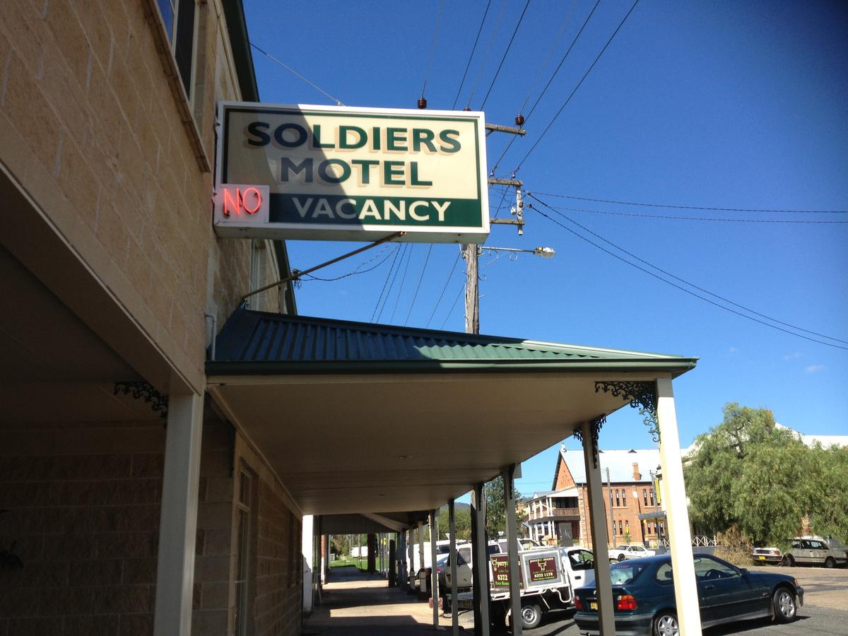 Soldiers Motel - SA Accommodation