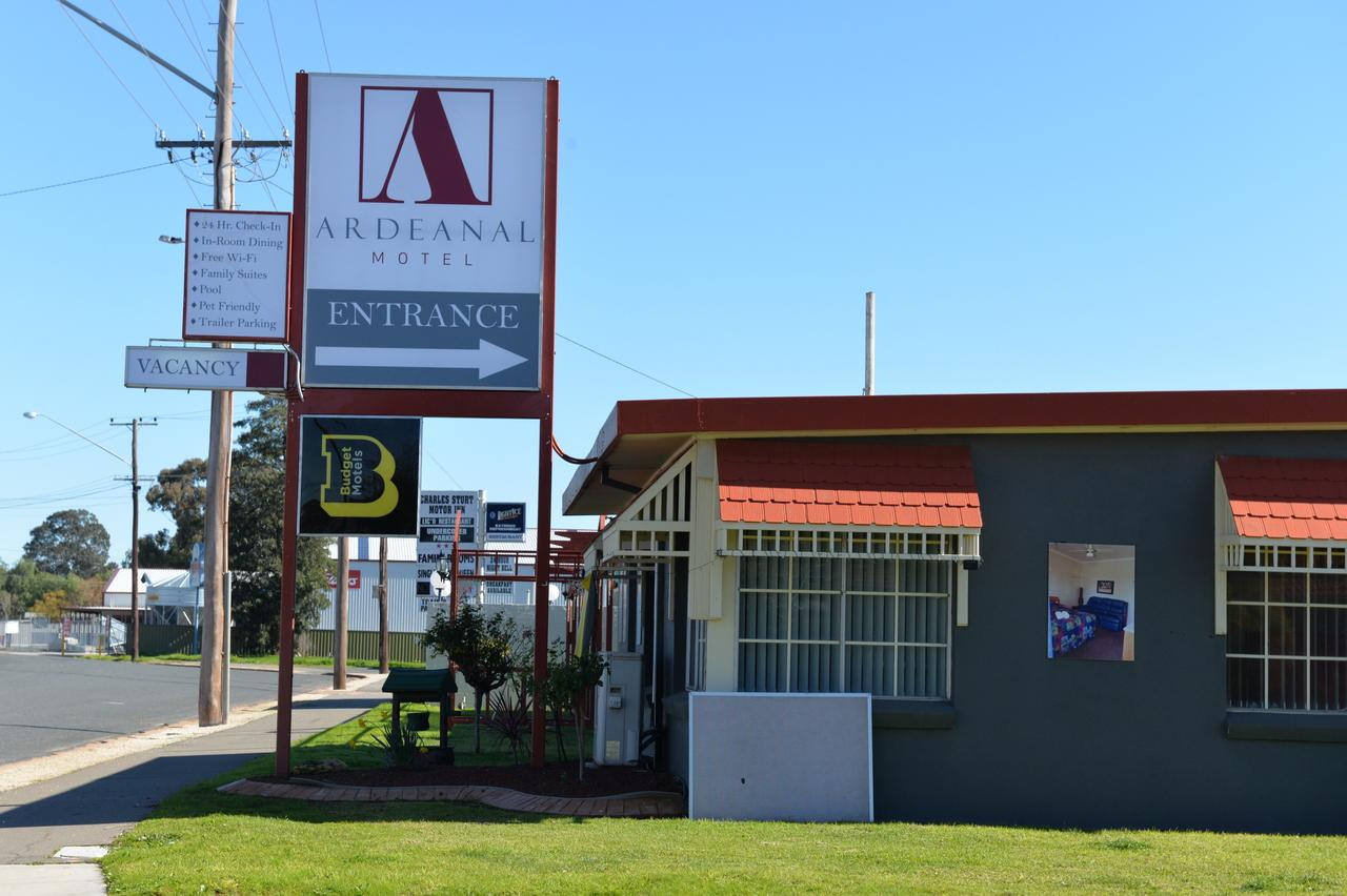 Ardeanal Motel - SA Accommodation