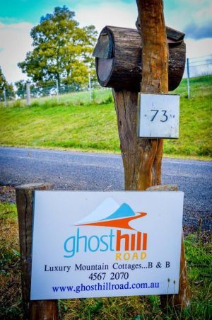 Ghost Hill Road - SA Accommodation