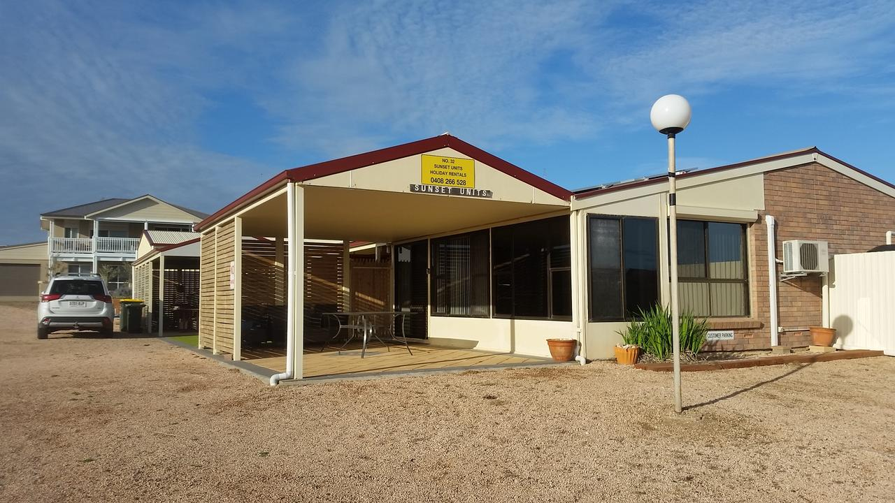 Wallaroo Sunset home - SA Accommodation