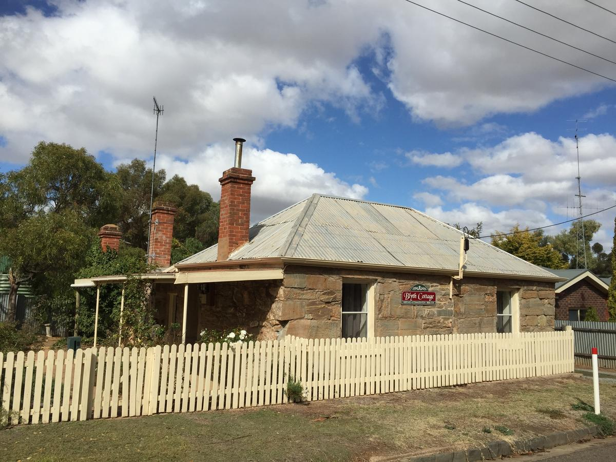 Blyth Cottage Burra - SA Accommodation