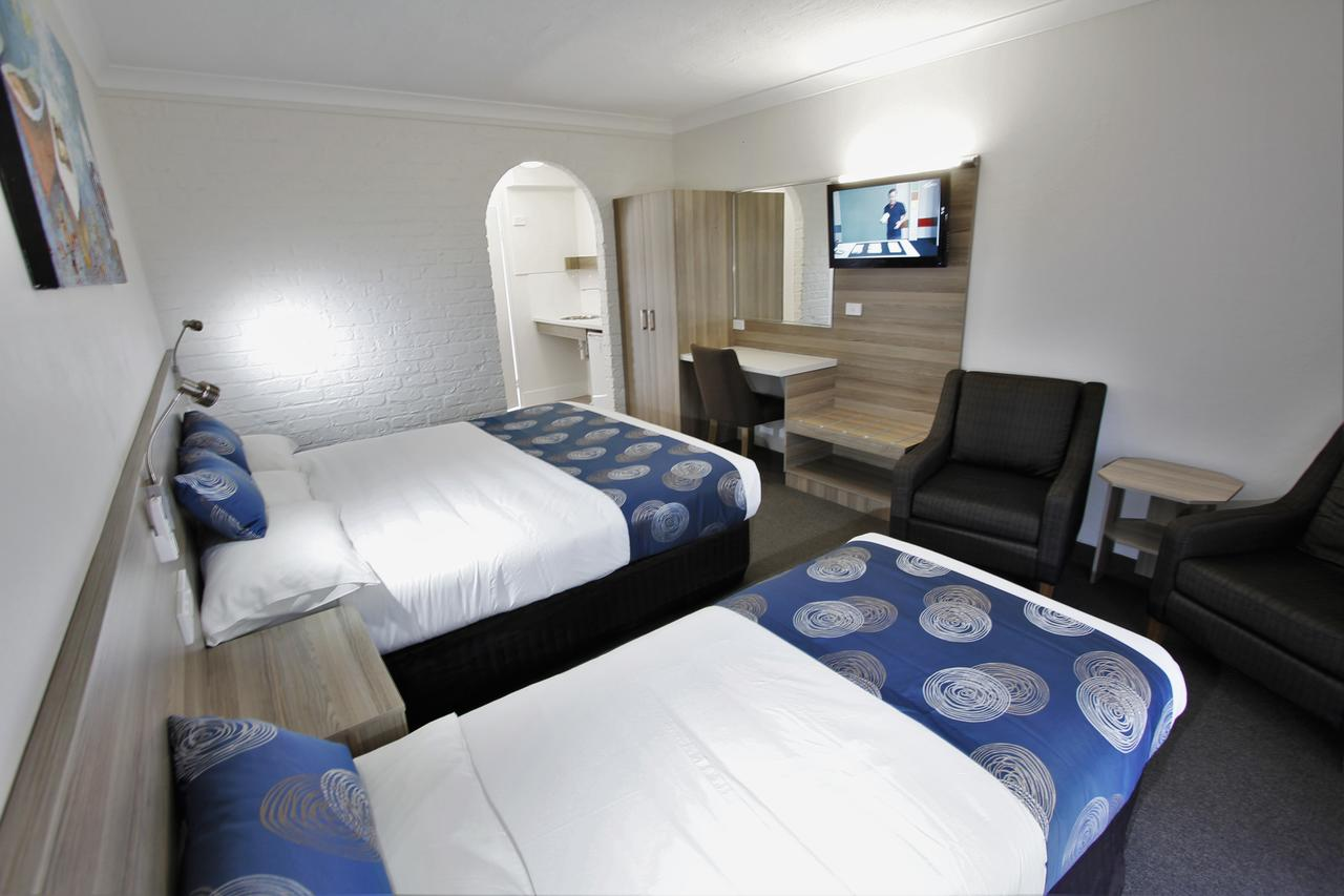 Aston Motel Yamba - SA Accommodation
