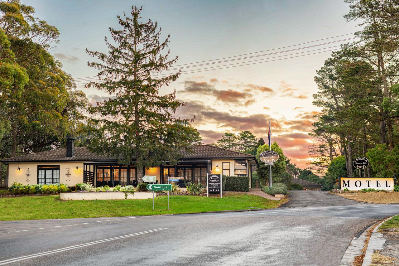 Bundanoon Country Inn Motel - SA Accommodation