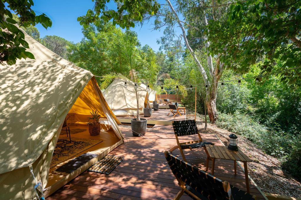 Castlemaine Gardens Luxury Glamping - SA Accommodation