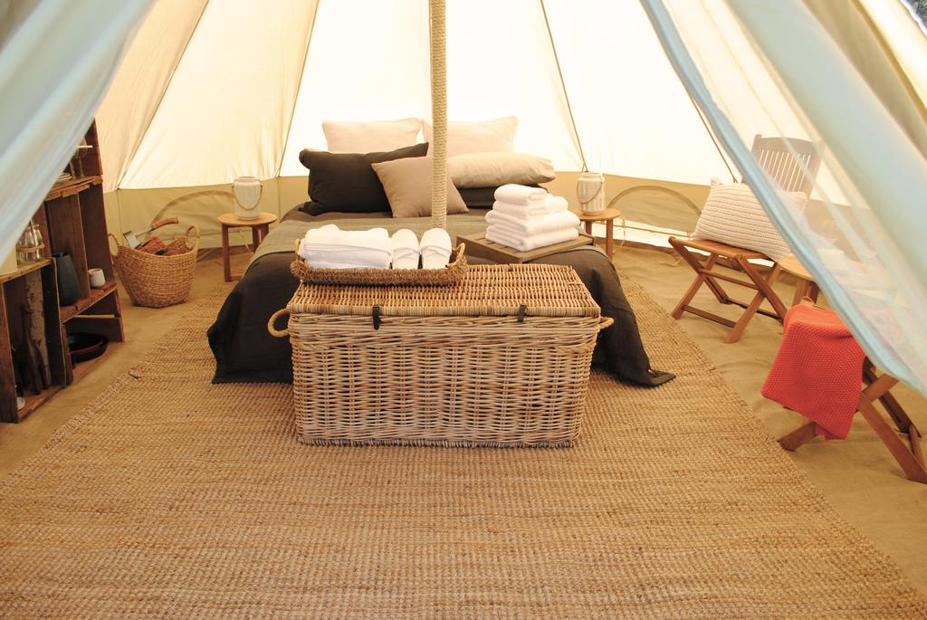 Cosy Tents - Daylesford - SA Accommodation