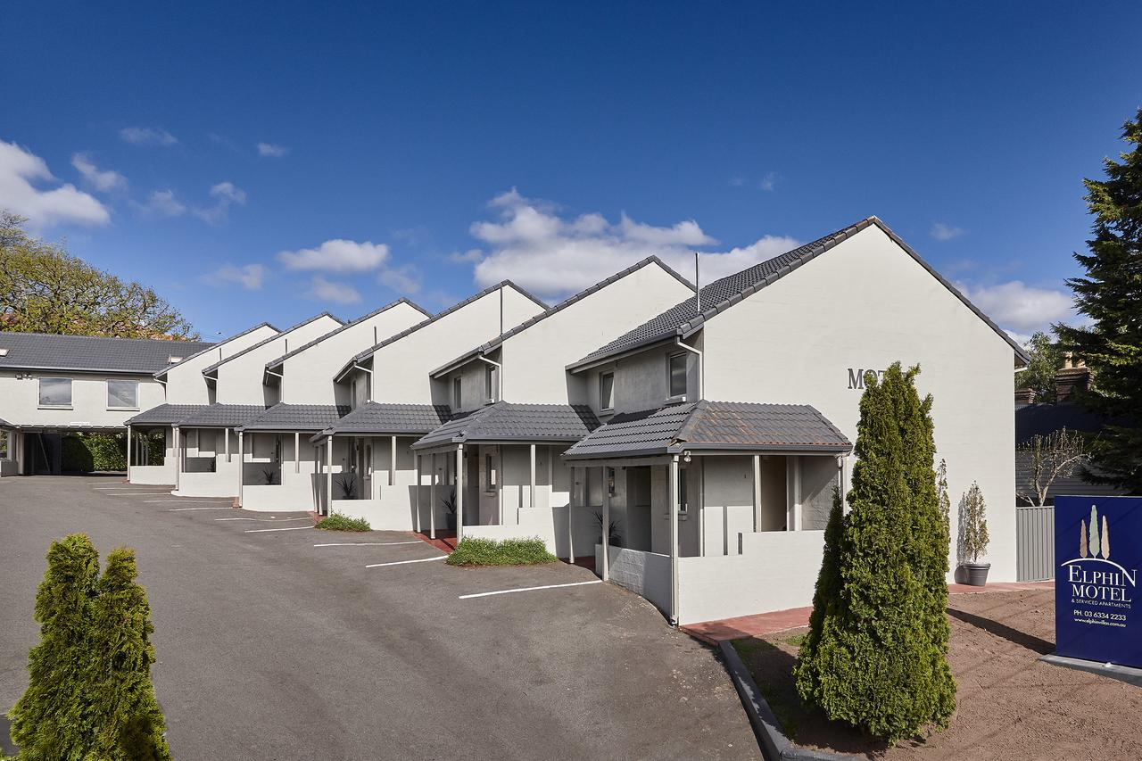Elphin Motel  Serviced Apartments - SA Accommodation