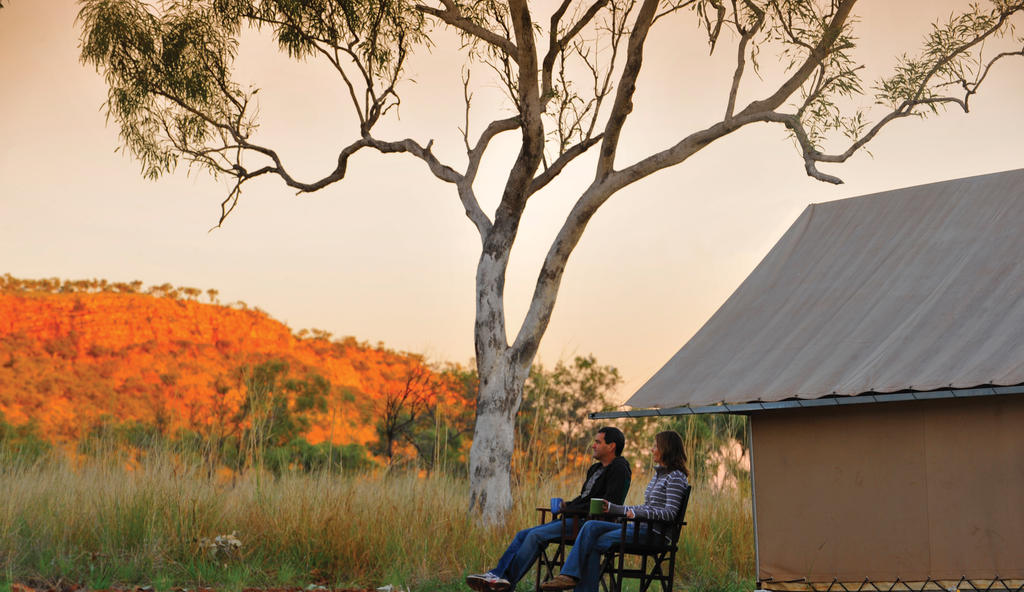 Bell Gorge Wilderness Lodge - SA Accommodation